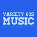 Variety 80s Music-Logo