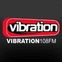 Vibration 108 FM-Logo