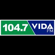 Vida FM 104.7-Logo