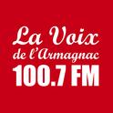 Radio La Voix de l'Armagnac-Logo