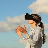 Mithilfe von VR einfach wo anders sein