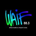 WAIF 88.3-Logo