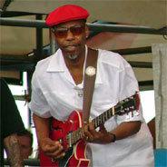 Walter Wolfman Washington ist in New Orleans geboren - diese Herkunft findet sich auch in seiner Musik wieder