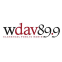 WDAV 89.9-Logo