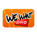 We Want Radio-Logo