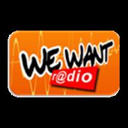 We Want Radio-Logo