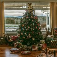Was hat Oma wohl für Weihnachten vorbereitet?