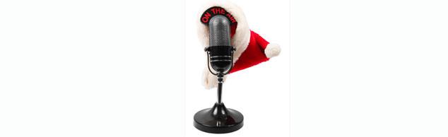 Dein Soundtrack zum Fest: Radiosender spielen Weihnachtsmusik