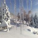 Eine unberührte, schneebedeckte Landschaft strahlt etwas ganz Besonderes aus