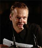 """Wolf Haas hat neben anderer Prosa bereits acht Teile der """"Brenner""""-Krimis veröffentlicht"""