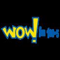 WOW FM 100.5-Logo