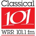 WRR Classical 101.1 FM-Logo