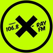 X-Ray FM 106.8-Logo