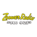 Zoomer Radio AM 740 CFZM-Logo