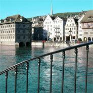 Die Stadt Zürich ist der Ort für die Kleingeschichten und Prosatexte einer jungen Autorin